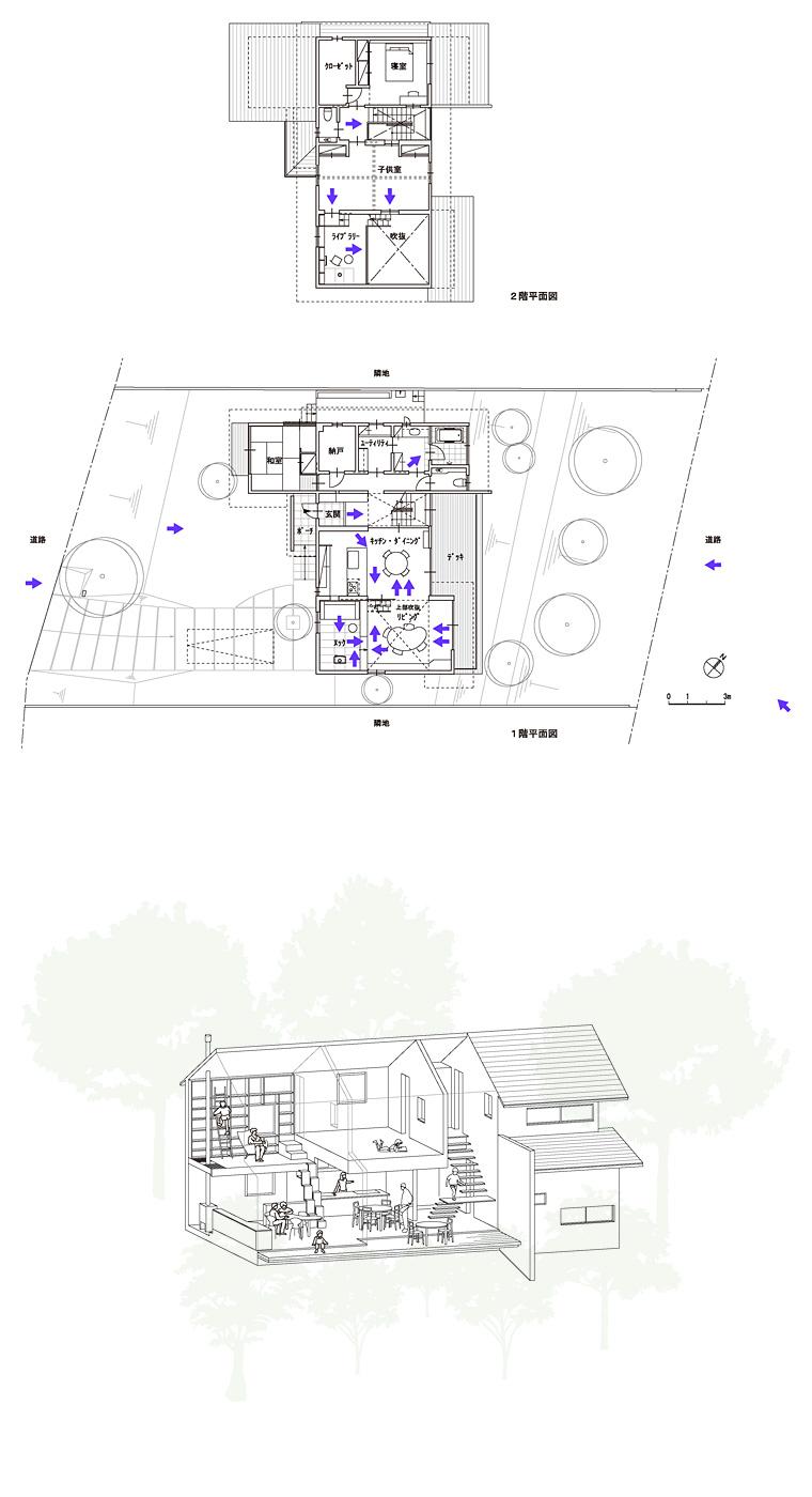 野中町の家