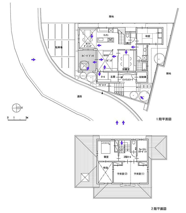 合川町の家